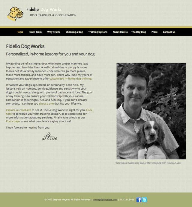 Fidelio Dog Works
