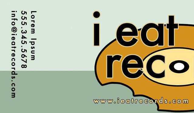 i eat records